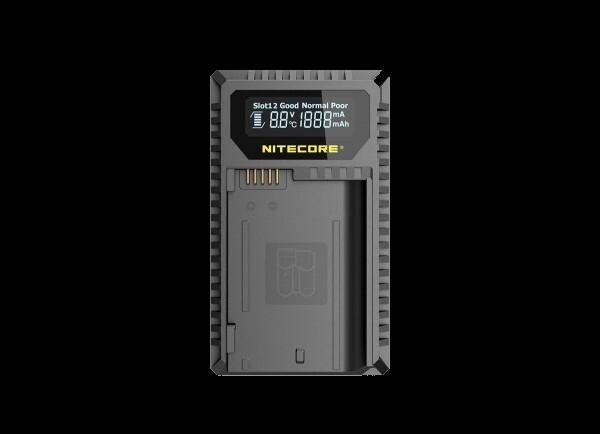 Nitecore UNK2 - für Nikon Cameras