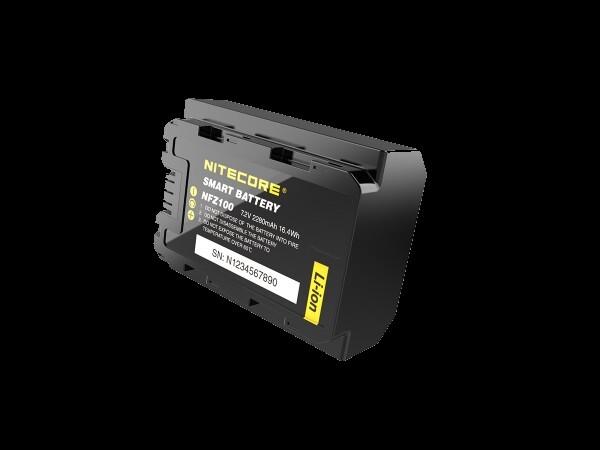 Nitecore NFZ100 Kamera Akku für Sony