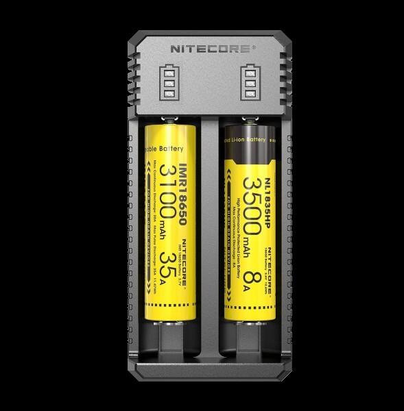 Nitecore USB Lader UI2