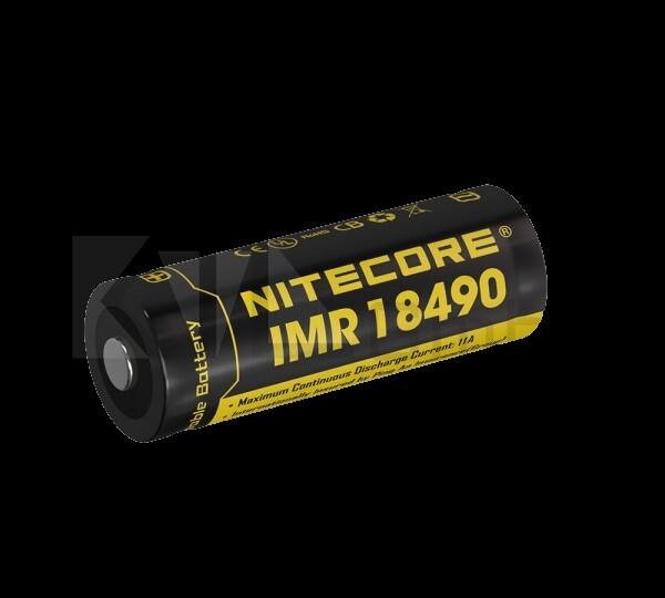 Nitecore 18490IMR Li-Ion Akku