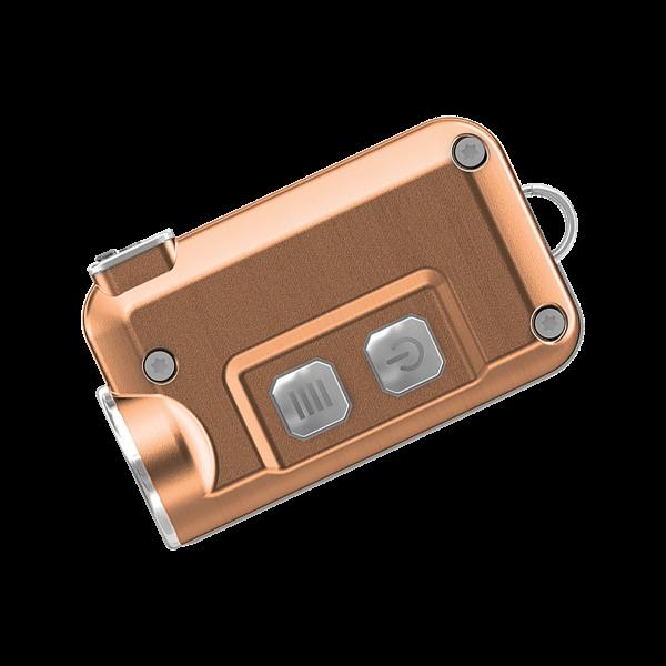 Nitecore TINI Kupfer - 380 Lumen