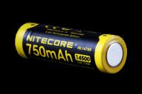 Nitecore Li-Ion Akku Typ 14500 - 750mAh - NL1475R