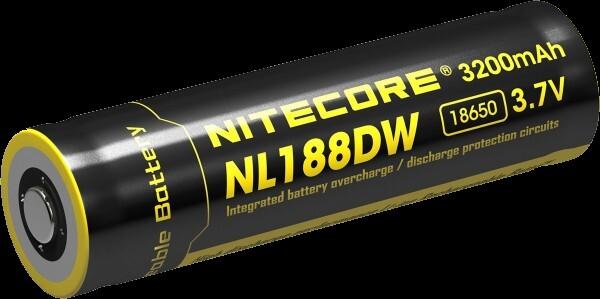 Nitecore Li-Ion Akku NL188DW für R25