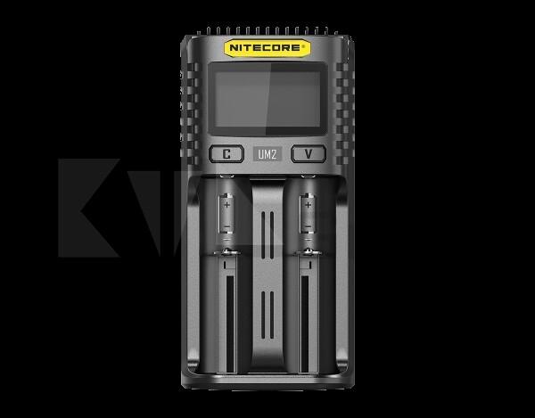 Nitecore UM2 USB-Ladegerät
