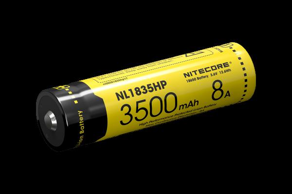 Nitecore Li-Ion Akku 18650 - 3500mAh - NL1835HP