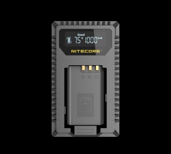 Nitecore FX1 - für Fuji Cameras