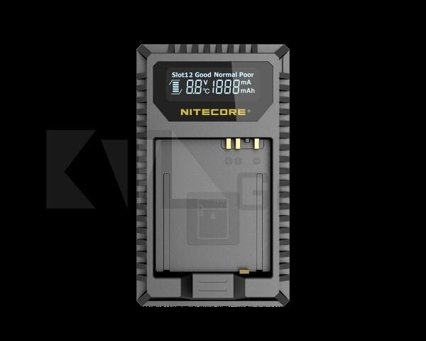 Nitecore UL109 - für Leica Cameras