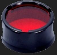 Nitecore Farbfilter rot - verschiedene Durchmesser