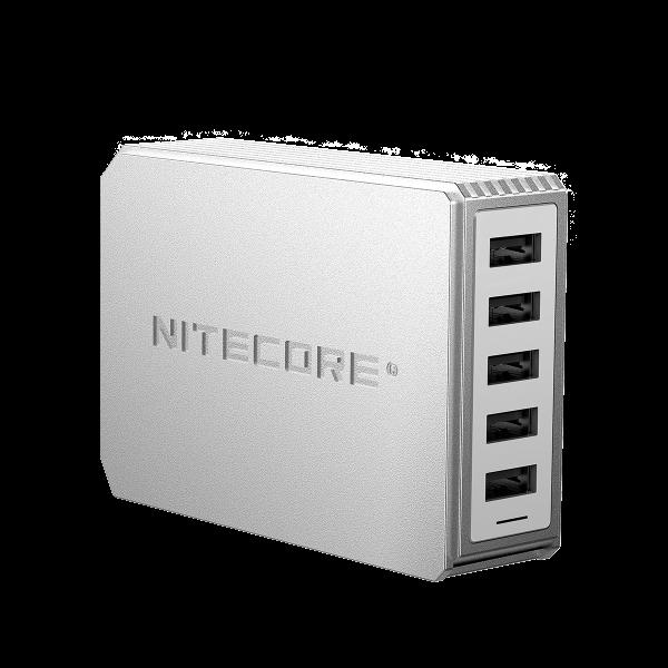 Nitecore UA55 USB Hub