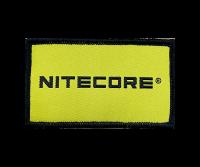 Nitecore Patch mit Klettrücken