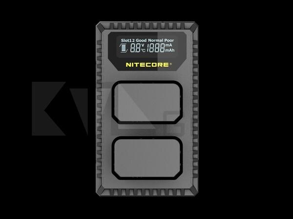 Nitecore USN1 - für Sony Cameras