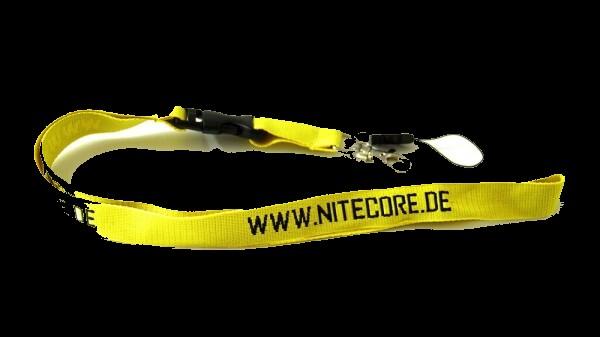 Nitecore - Schlüsselband