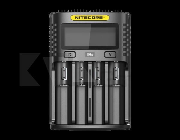 Nitecore UM4 USB-Ladegerät