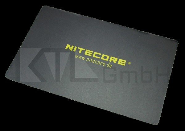 Nitecore Mousepad - rechteckig