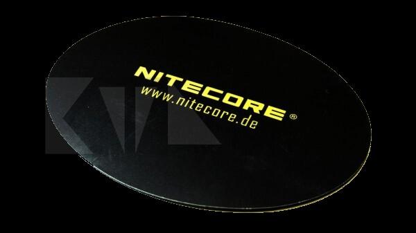 Nitecore Mousepad - oval